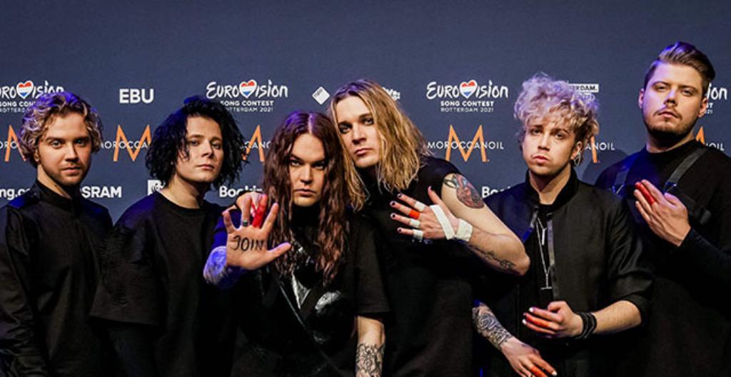 Blind Channel från Finland klarade sig bra i Eurovisionen