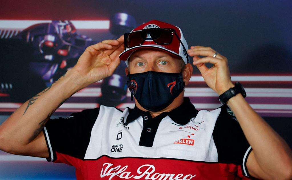 Kimi Räikkönen slutar köra formel 1.